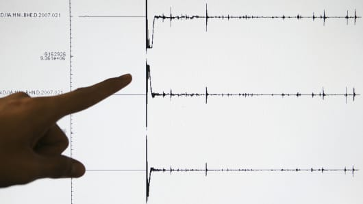 Seismic chart