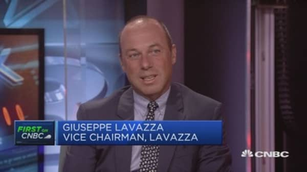 Coffee consumers looking for quality more and more: Lavazza vice chairman