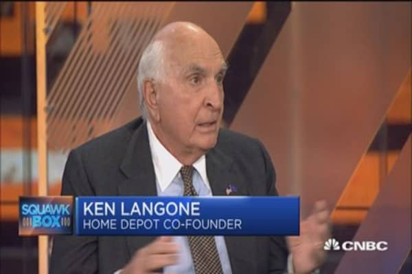 Ken Langone says North Korea could be 'trigger of a calamity in the world'