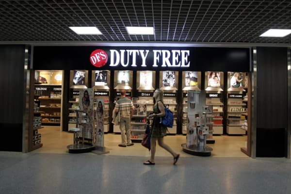 Billionaire philanthropist Chuck Feeney earned his fortune from co-founding Duty Free Shoppers Group.