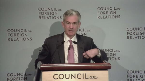 Fed's Powell says current US housing finance system 'unsustainable'