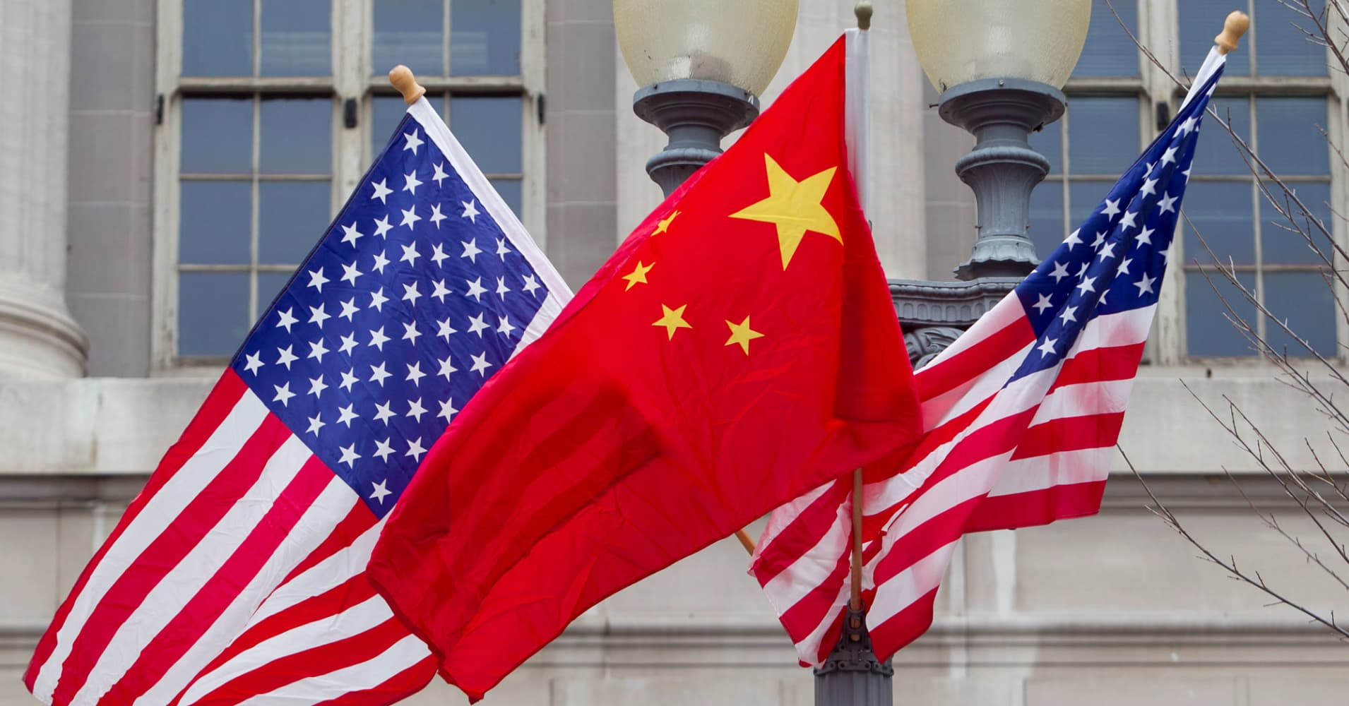 Look At This Stunning Drop In Chinese Takeover In The Us Amid Tough Trump Talk