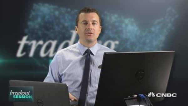 Trader: Buy the pullback in Nvidia