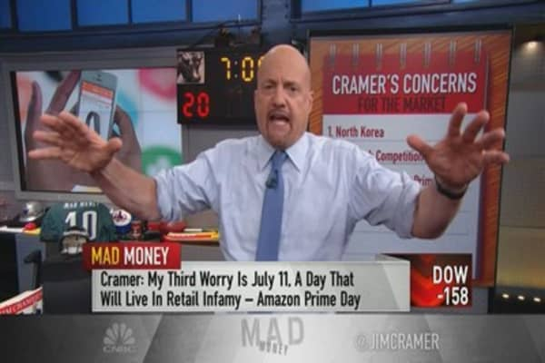 Cramer's 6 concerns that could hurt even a strong bull market