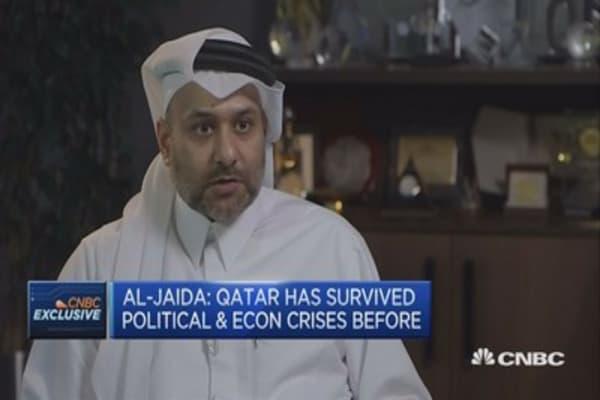 Qatar has survived worse: QFC CEO
