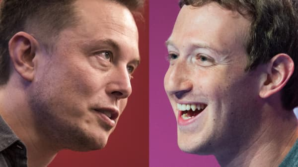 IBM's Watson says Mark Zuckerberg and Elon Musk share this personality trait
