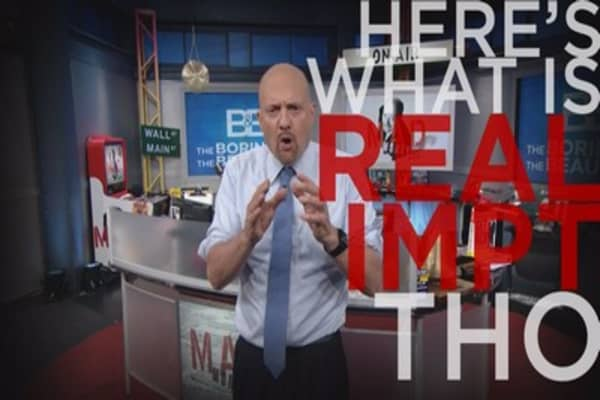 Cramer Remix: The boring, no-name, unsung stock that's been a huge winner