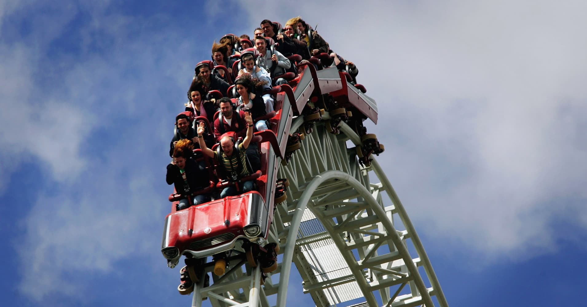 The stock market's all-time highs are behind it, Invesco warns