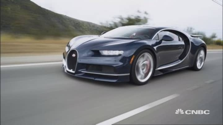 The Bugatti Chiron Supercar Will Make You Wish You Had Million
