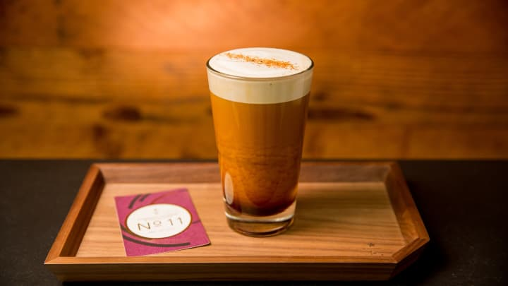 Starbucks Nitro Cascara Cloud available at Starbucks Reserve Bars in Canada and the U.S.
