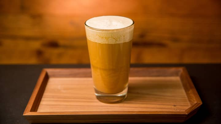 Starbucks Nitro Dirty Chai available at Starbucks Reserve Bars in Canada and the U.S.