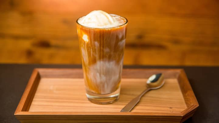 Starbucks Cold Brew Float available at Starbucks Reserve Bars in Canada and the U.S.