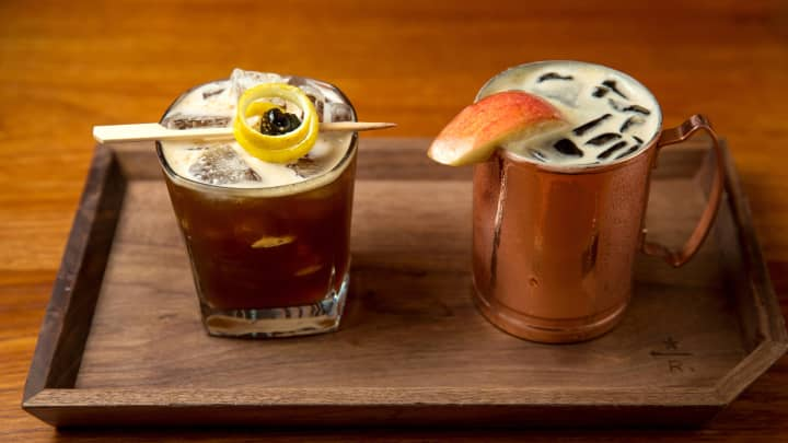Starbucks mocktails available at Starbucks Reserve Bars in Canada and the U.S.