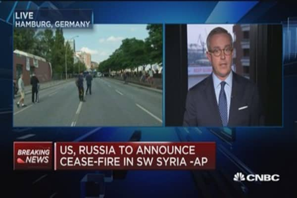 US, Russia to annouce cease-fire in Syria
