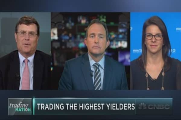 High-yielding stocks in trouble?
