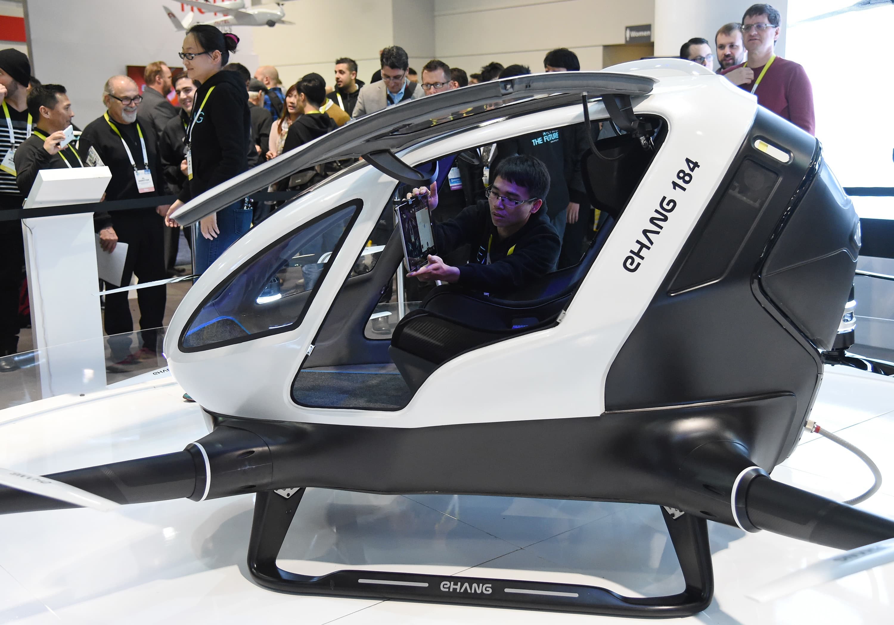 Would You Feel Safe Riding A Passenger Drone According To Research Most Americans Wouldnt