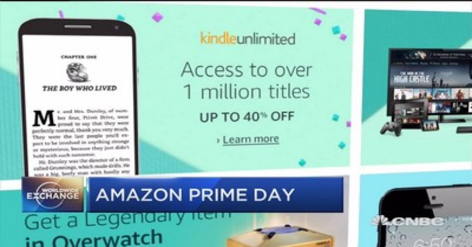 Big deals coming on amazon s prime day