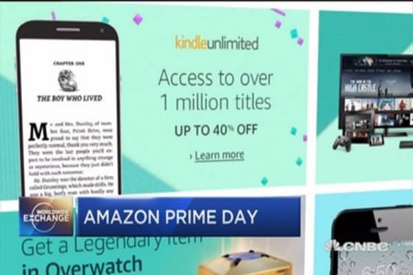 Big deals coming on Amazon's Prime Day