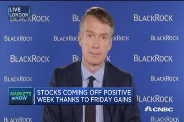 BlackRock's Richard Turnill sees three key themes for the next quarter
