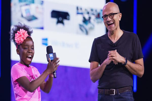 IBM's Watson analyzes the top 5 personality traits of Microsoft CEO Satya Nadella