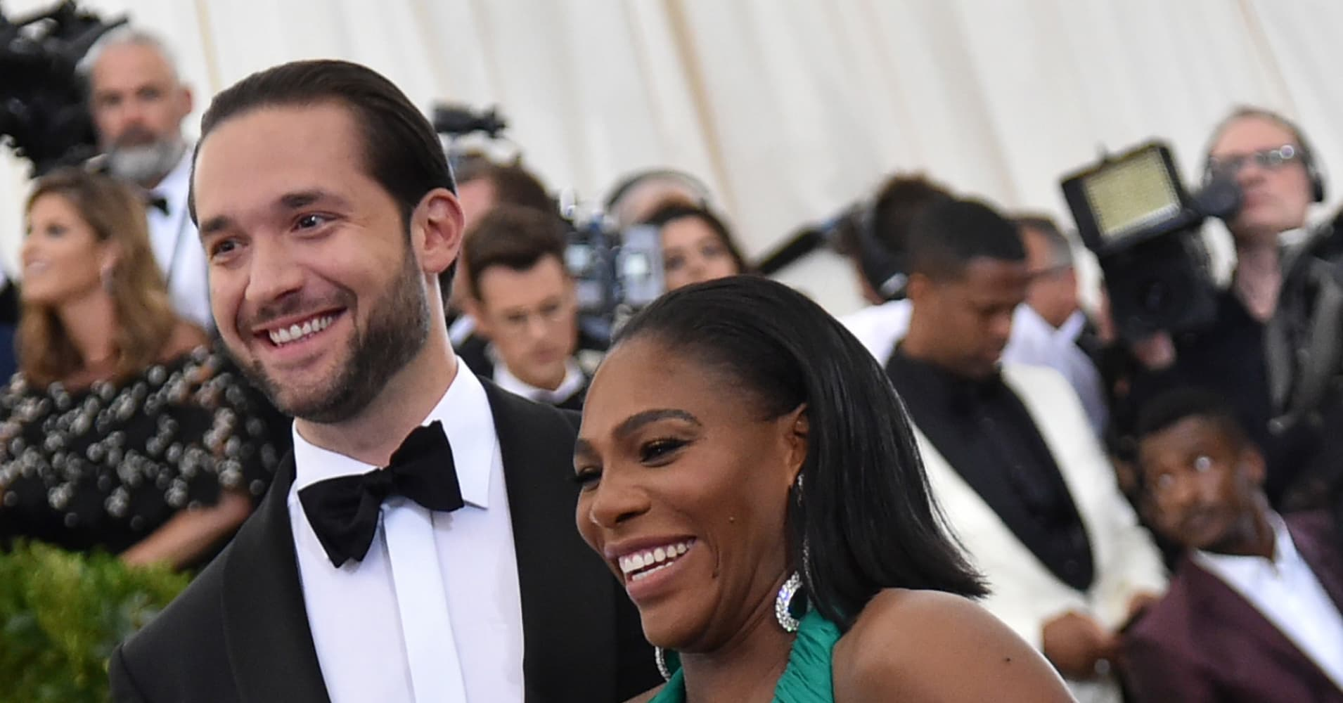 Serena Williams has 3 wishes for her newly born daughter