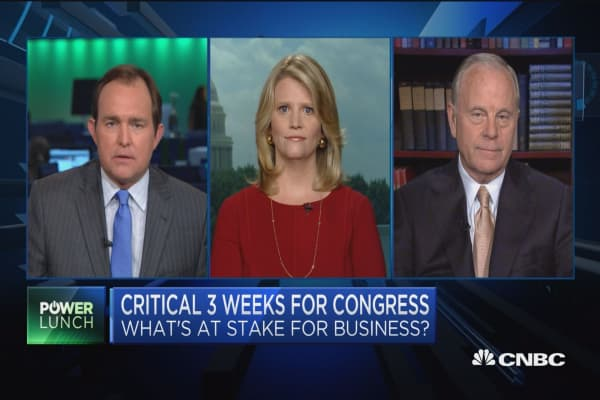 Congress should have focused on tax reform first: Sara Fagen