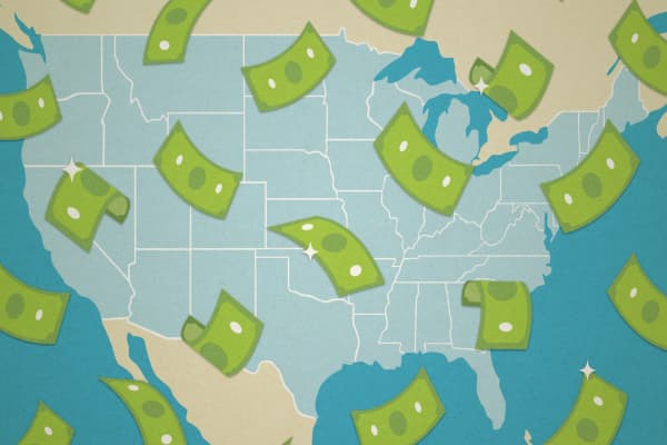 These are the five most expensive US states