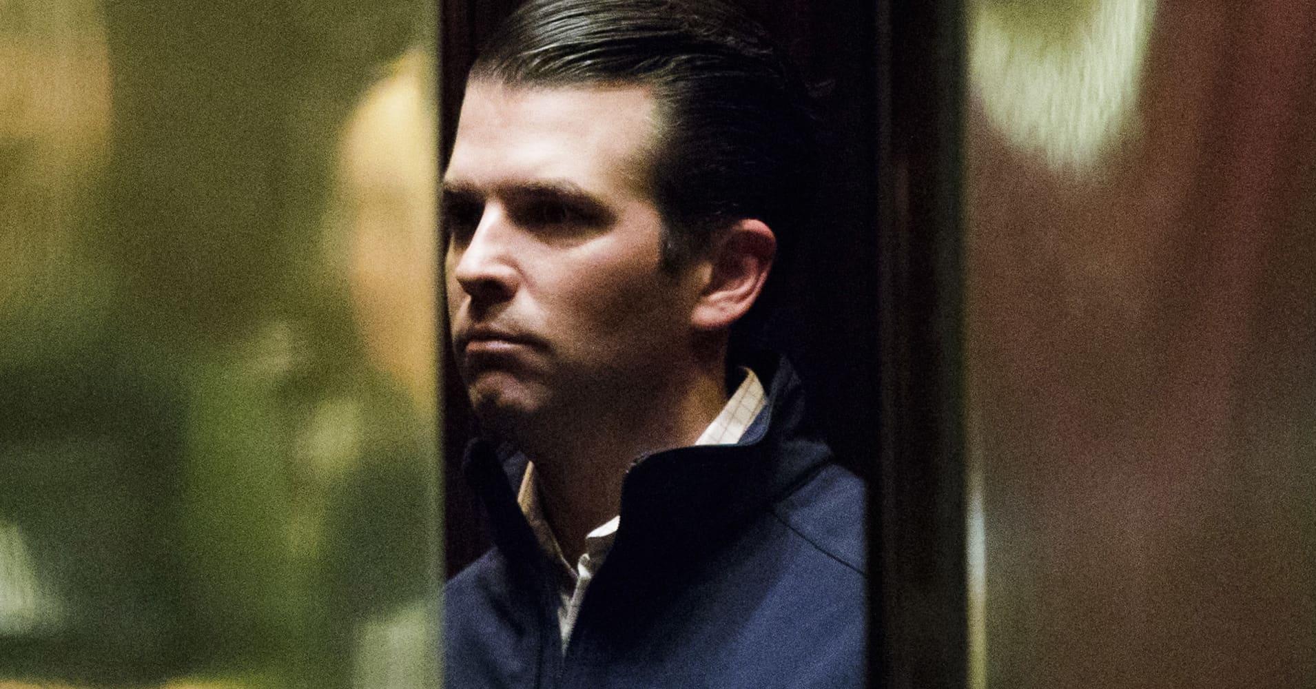 Senate Intelligence Committee subpoenas Donald Trump Jr.