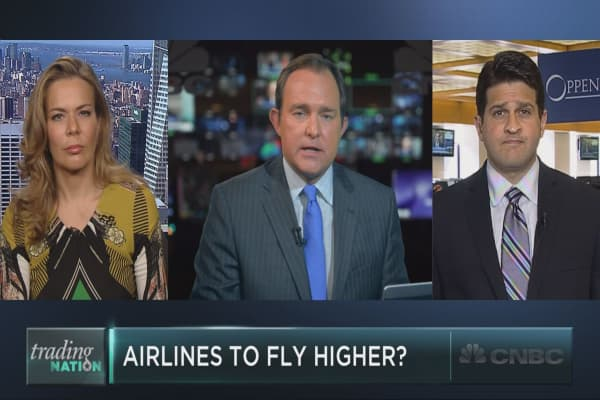 Could airline stocks fly higher?