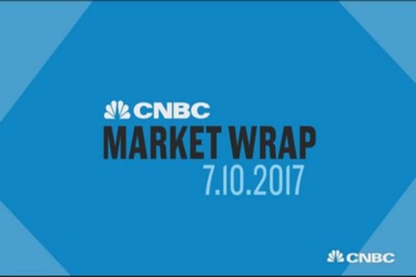 Tech sector leads Nasdaq and S&P 500 into the green