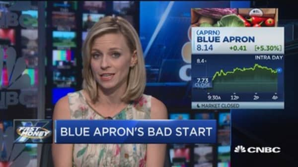 Are Blue Apron and Snap the worst IPOs ever?