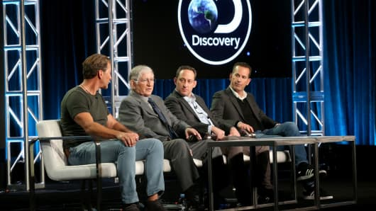 Discovery, Scripps seek to link up in $12 billion TV deal