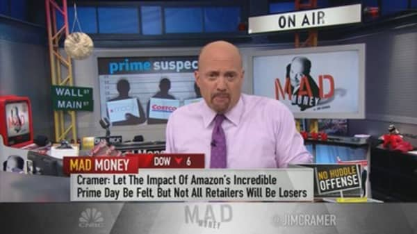 Cramer: After Prime Day, not all retailers will be Amazon-ed so easily