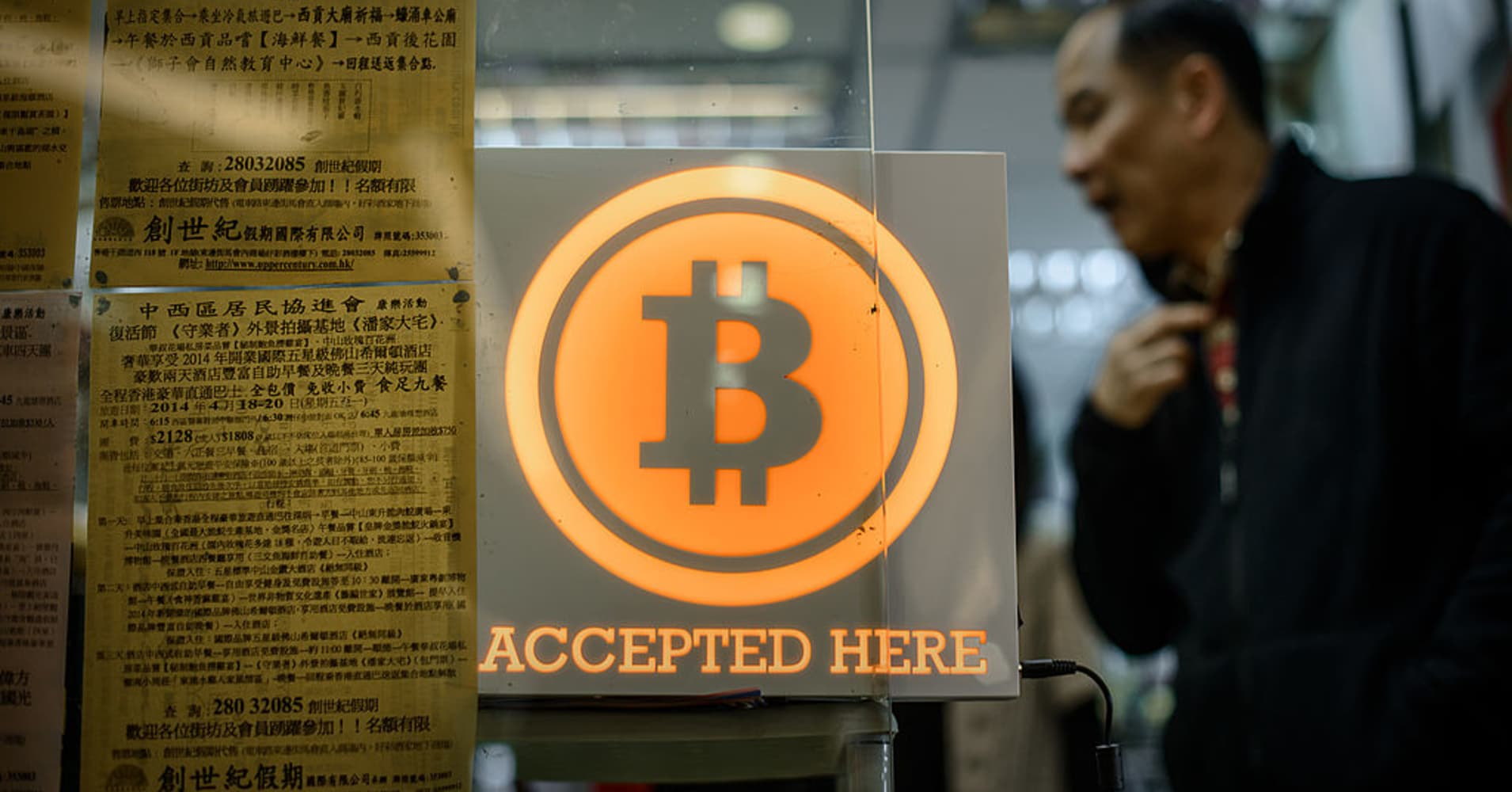 Cryptocurrencies need regulation, says CEO of Chinese bitcoin exchange BTCC - CNBC