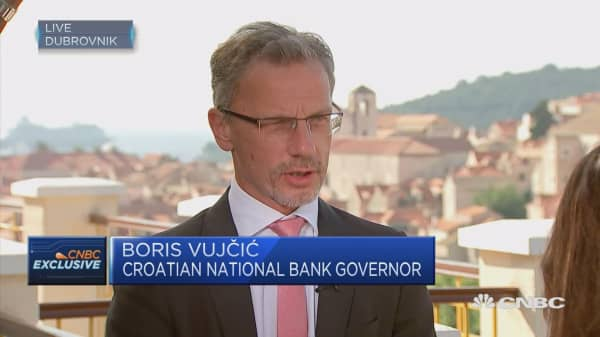 Joining the euro would have little cost for Croatia: National Bank Governor