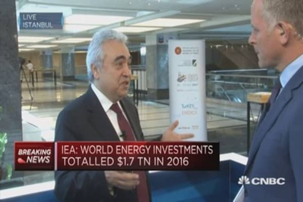 China remains number 1 distinction for energy investments: IEA's Birol