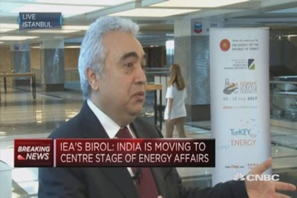 Don't interfer in markets, US will react, says IEA chief