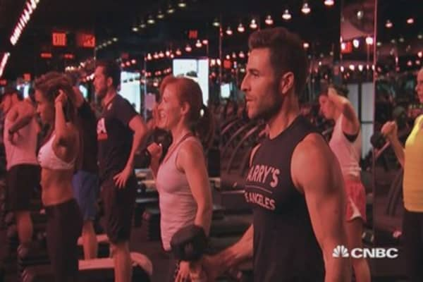 Barry's Bootcamp expands boutique fitness brand