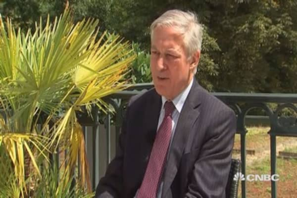 Paris is a city that can attract high-skilled people: Noyer