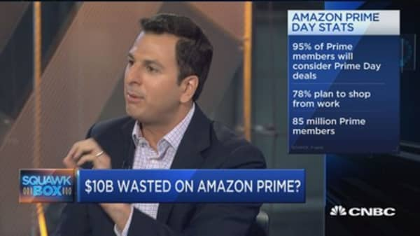 Amazon Prime Day delivers economic blow to workplace