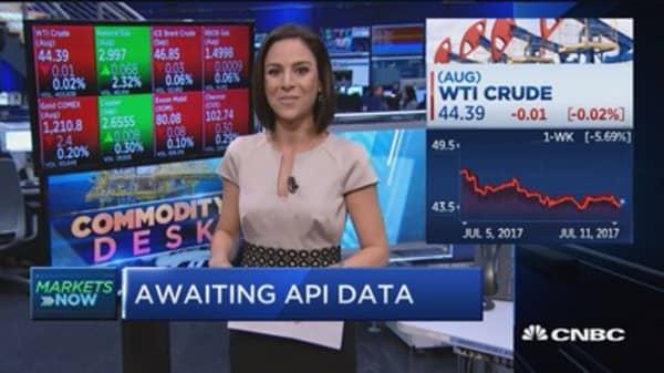 Goldman Sachs: Oil could fall below $40 per barrel