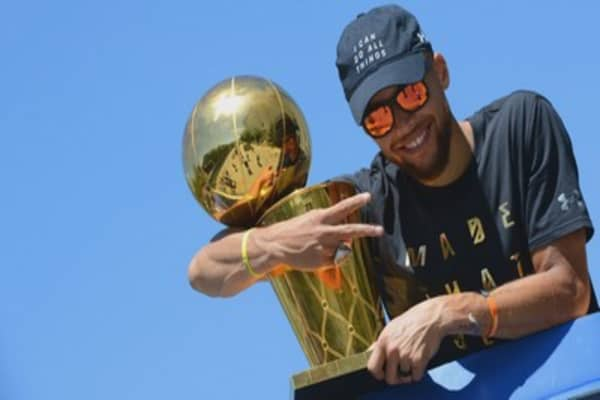 How Steph Curry went from underpaid to second-highest-paid in the NBA
