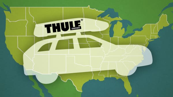 Connecticut has been faced with a corporate migration crisis, but Thule chooses to stay and call it home