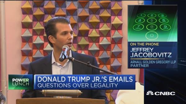 Donald Trump Jr., Jared Kushner are