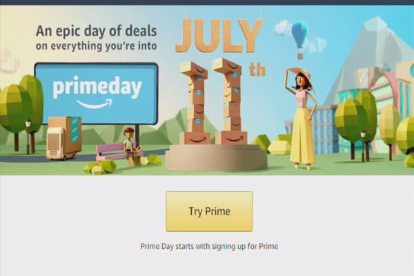 It's Prime Day, but not all the deals are on Amazon. Here's what others are offering