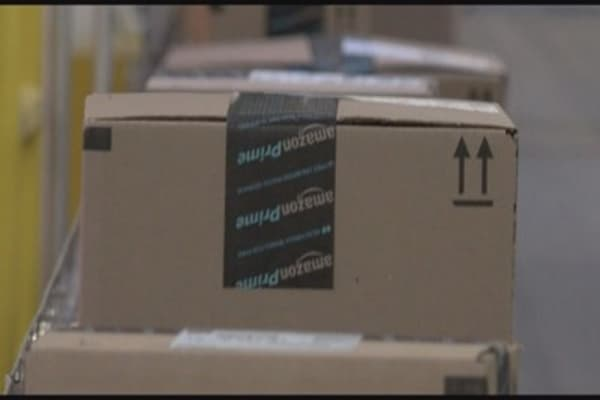 Amazon customers worldwide are shopping at record levels
