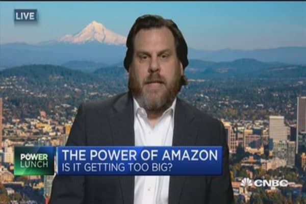 An antitrust case against Amazon is unlikely: Expert