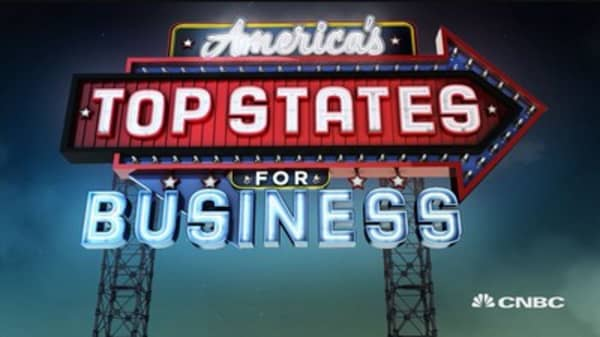 The last hint for Top State for Business