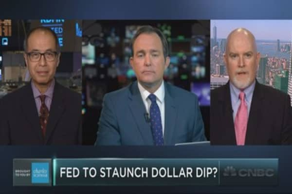 Will the Fed breathe fresh life into the dollar?