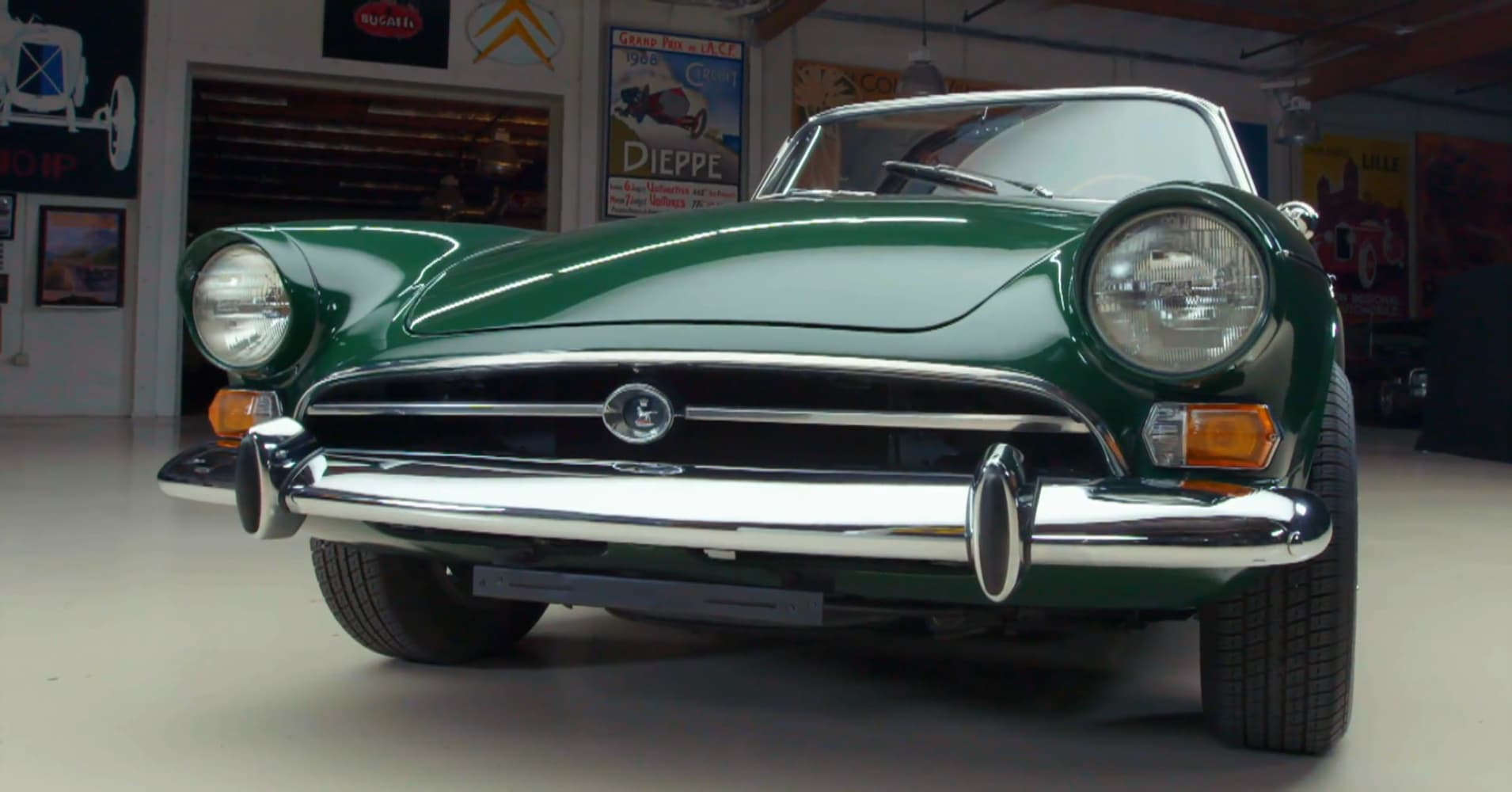 The last of the kind this sunbeam tiger gets valued at a price the owner